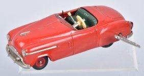 Schuco Tin Windup Combinato 4003 Car