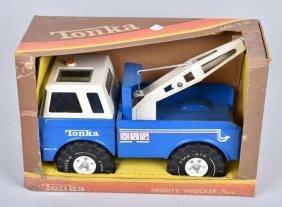 Tonka #3915 Mighty Wrecker W/ Box