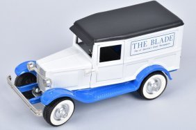"Vintage Buddy L Sedan Delivery ""the Blade"" Car"