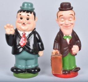 Vinyl Laurel & Hardy Banks