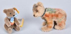 2- Steiff Bears