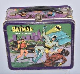 Batman And Robin Lunch Box