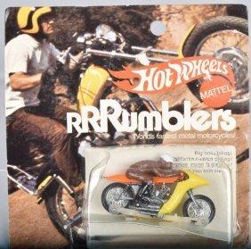 Vintage Hot Wheels Rumblers Rip Snorter Moc