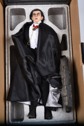 Side Show Dracula Bela Lugosi 1/4 Scale Figure Mib