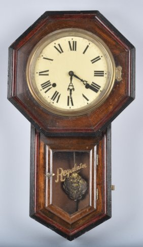 Regulator Vintage Wall Clock