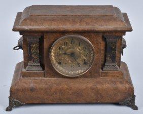 Antique Seth Thomas Ornate Shelf Clock