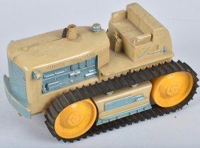 Marx Windup Diesel Super Tractor