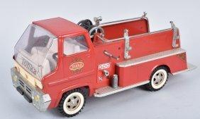 Tonka Pressed Steel Fire Truck