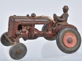 Arcade Cast Iron Farmall Tractor