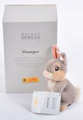Steiff Thumper Limited Edition W/box