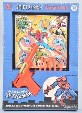Placo Spiderman Target Set Sealed