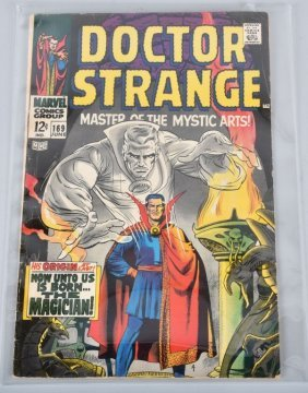 Marvel Doctor Strange #169 Key Origin Dr Strange