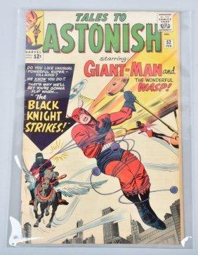 Marvel Tales To Astonish #52 Fn 1st Black Knight