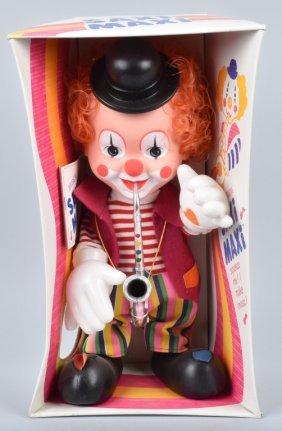 1978 Eugene Saxi Maxi Clown Mib