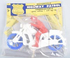 Highway Patrol Motorcycle Original Package