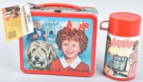 Annie Lunch Box And Thermos