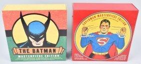 Superman And Batman Masterpiece Edition