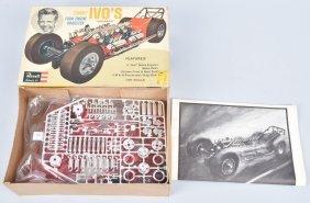Revell Tommy Ivo 4 Engine Dragster Model Kit