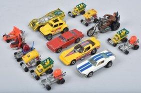 15-vintage Hot Wheels Cars