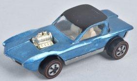 Hot Wheels Redline Us Python In Light Blue