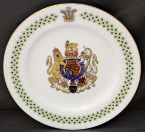 Spode Prince Charles 1969 Commerative Plate