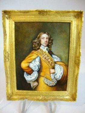 Johannes Landman Portrait