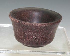Buffalo Horn Cup