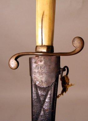 Early Pratt Dagger
