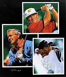 """Print """"golf Legends"""" After Tim Cortes"""
