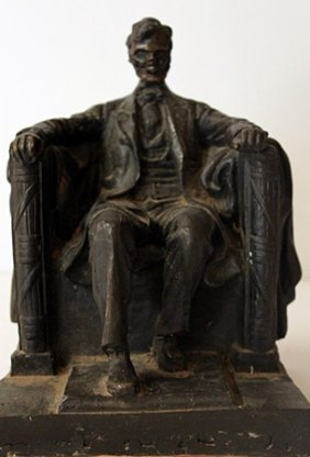 Abraham Lincoln Memorial - Bronze Sculpture