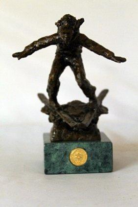 Bronze Sculpture - Bronze Sculpture - Dennis Smith