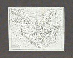 "Map: Robert De Vagondy (1723-1786), ""carte Des Parties"