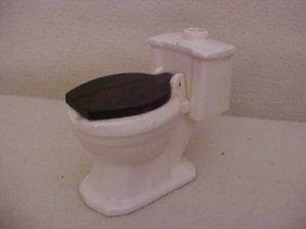 1974 Toilet Ashtray W/paperwork