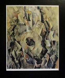 Lithograph - La Mandore (mandora), 1910 - Georges