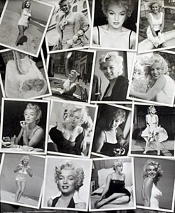Poster/print Marilyn Monroe Collage