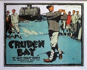 Poster - Cruden Bay - Austin Cooper