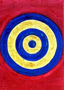 Target 1960' - Jasper Johns