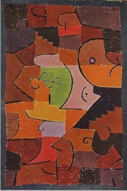 Lithograph - Paul Klee