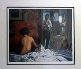 Giclee On Paper - Concealment - John Meyer