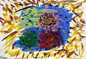 The Sun' - Joan Mitchell