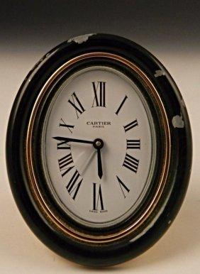 Vintage Cartier Clock