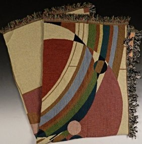 Frank Lloyd Wright Tapestry
