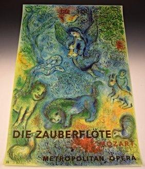 Marc Chagall Die Zauberflote
