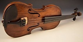 Antique Andreas Guarnerius Violin