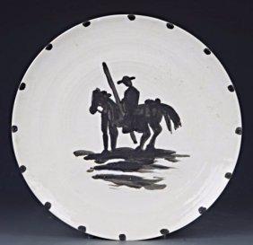 Pablo Picasso Madoura Plate
