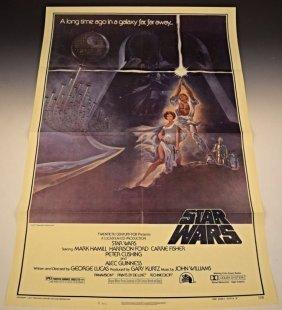 Star Wars Original Movie Poster