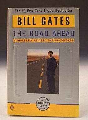 Bill Gates Signed Book