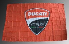 Ducati Corse Official Flag