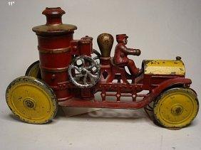 Kenton Cast Iron Fire Pumper