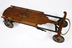 Flexible Sled Wagon